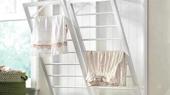 Para tender en du00edas sin sol, dentro de casa : Ordenacion : Pinterest ...