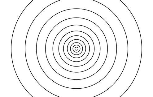 Zentangle Art: Mandala Strings