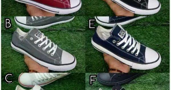 Detail Produk Sepatu Converse All Stars Low Classic 1 Grade Ori