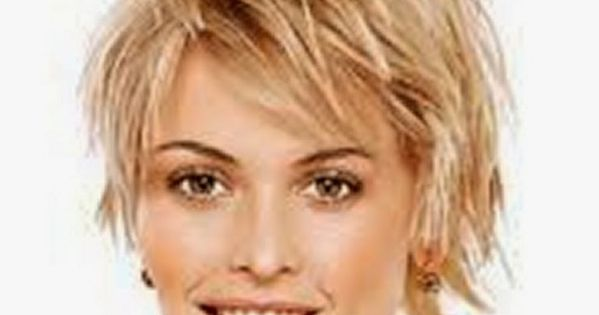 X One Hairstyle Dhaka: Short Hairstyles For Fine Hair And Round Face This Short