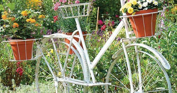 Imagenes con ideas de decoracion para el jardin reciclando for Plantas jardin baratas