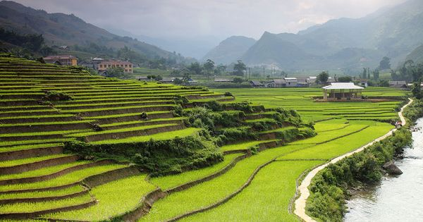 Sapa Valley travel