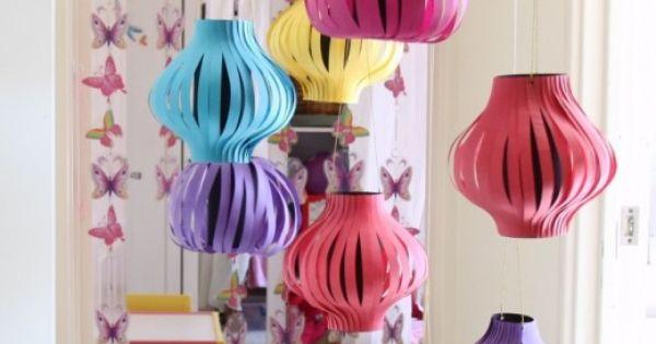 chinesische gl ckslaternen basteln pinterest pelz. Black Bedroom Furniture Sets. Home Design Ideas