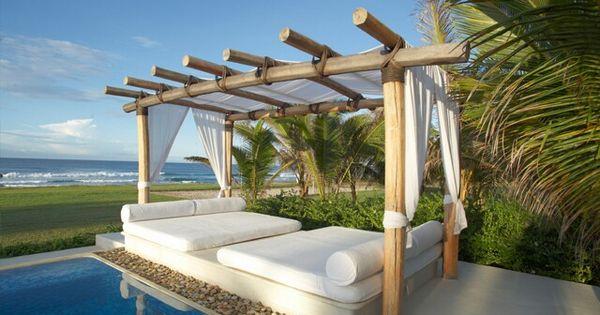 Camas balinesas para la decoraci n de hoteles http www - Decoracion de hoteles ...