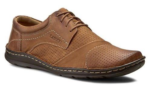 Polbuty Lasocki For Men Mi20 Roland 1a Brazowy Meskie Buty Polbuty Https Ccc Eu Dress Shoes Men Oxford Shoes Dress Shoes