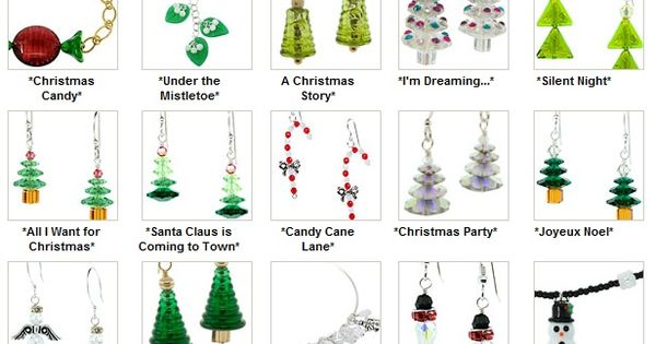 A bit late- But hey, early for next Christmas!!! Beading Tutorials: Christmas