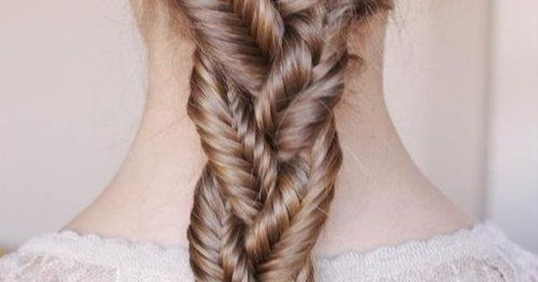 Purple hair braid hair nails makeup beauty tips