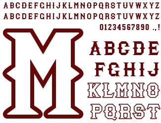 Pin By Marwan Salfiti On Mariano Project Baseball Font Lettering Typography