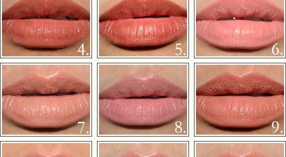 Find your natural lip color!!