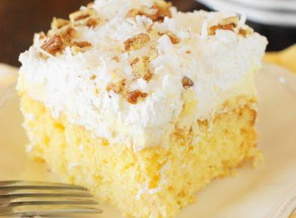 Hawaiian Dream Cake Cakes Cream And Dream Cake