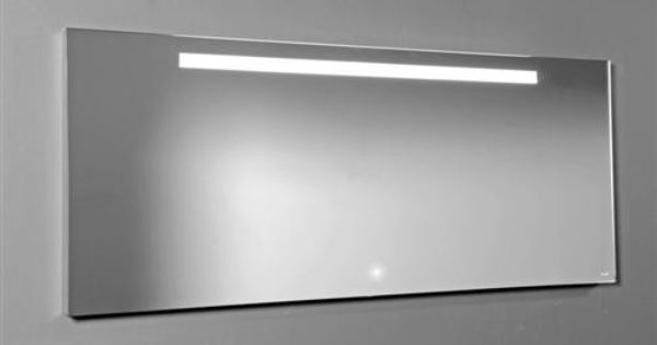 Looox mirror spiegel 120 x 60 verlichting en for Mirror 120 x 60