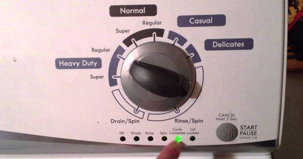 Whirlpool Vertical Modular Washer Vmw Tech Sheet Diagnostic
