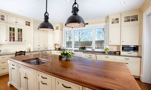Can You Live With Wood Countertops Kitchen Designs Com The Blog Of Kitchen Designs By Ken