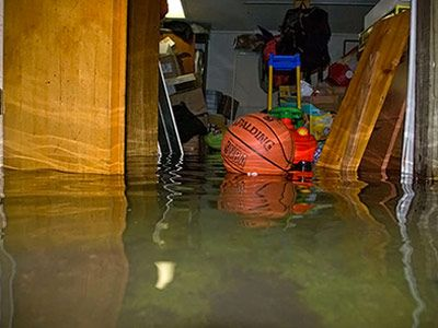 Basement Flooding Clifton Nyc Toms River Edison Union City And Nj And Nyc Flooded Basement In Flooded Basement Damage Restoration Waterproofing Basement