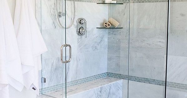 5 Phenomenal Bathroom Tile Combinations: Bathroom Shower Marble And Tile Combination. Bathroom