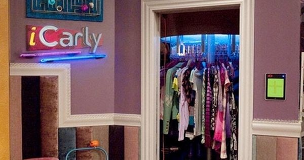 Rotating Closet Icarly Bedroom Iwant A Bedroom Like