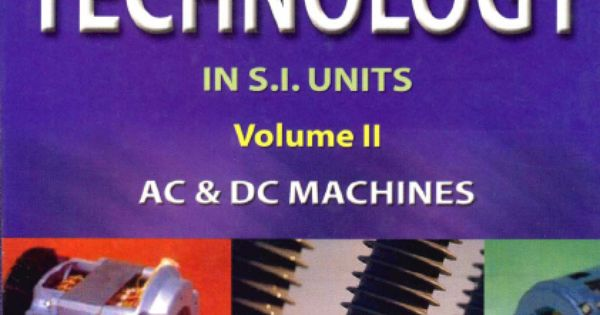 a textbook of electrical technology volume 2 pdf