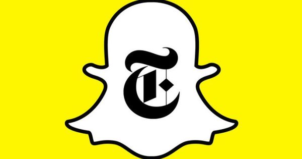 The Nyt Brings Its News And A Mini Crossword To Snapchat Discover Techcrunch Bring It On New York Times Snapchat