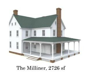The Milliner Dream House Plans Maine House House Plans