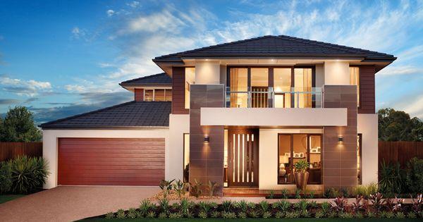 Henley properties emperor nouveau q1 phoenix facade for Home designs victoria