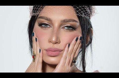 لوك ناعم جدا Youtube Youtube Makeup Eye Makeup Techniques Makeup Techniques