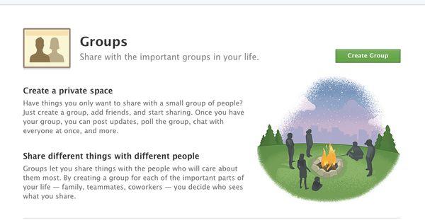 Dejtingsidor På Facebook Grupp