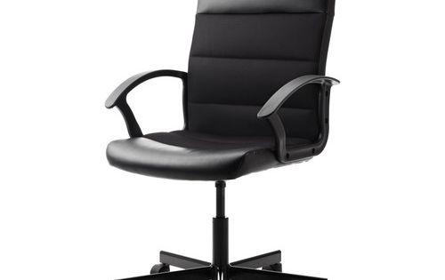 Fingal silla giratoria ikea de altura regulable es f cil for Sillas estudio ikea