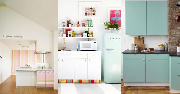 customize kitchen cabinets with colored contact paper studio apartment apartments and budgeting. Black Bedroom Furniture Sets. Home Design Ideas