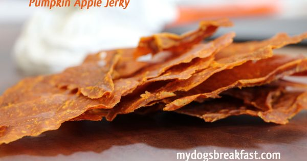 ... jerky recipes for the vegetarian in you | Pumpkins, Apples and Dog