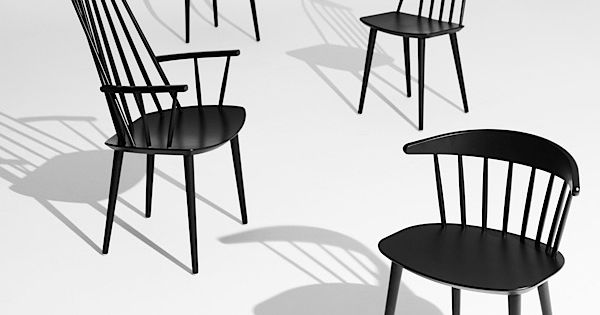 la chaise j107 par hay fonctionnelle et belle confort. Black Bedroom Furniture Sets. Home Design Ideas