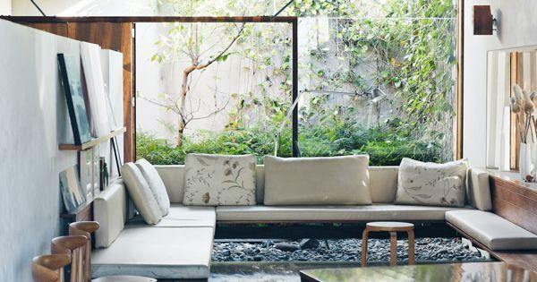 Brisbane home of geraldine cleary d house brisbane for Interior design agency brisbane