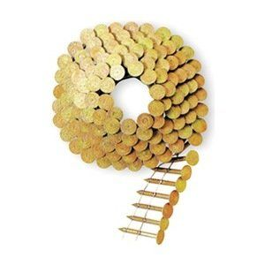 Bostitch Cr3dgal Nail Coil 120 Roof 1 1 4 Galv 7200 Per Box Visit The Image Link More Details Roofing Nails Roofing Nail Definition