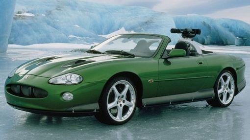 Jaguar Xkr James Bond 007 Wiki James Bond Cars Bond Cars Jaguar
