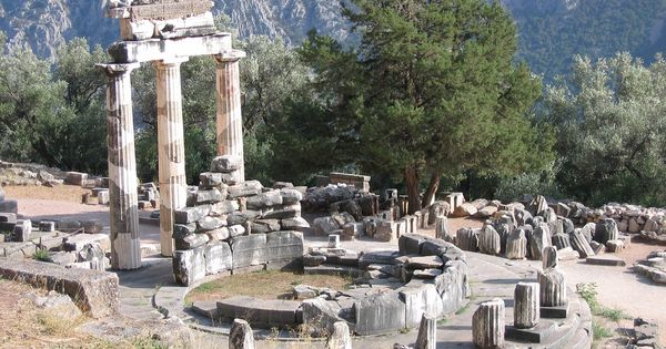 Delphi Ruins - Greece: added to the bucket list