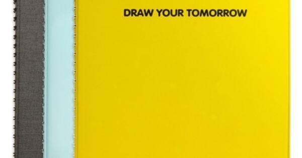 Large Tomorrow Planner / Poketo organize life