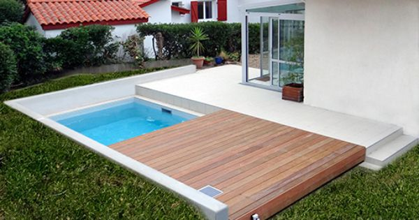 petite piscine pour terrasse arts et voyages. Black Bedroom Furniture Sets. Home Design Ideas