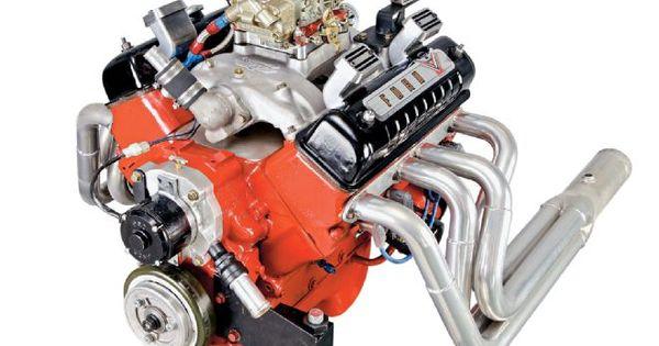 Muscle Car Engine Shootout Popular Hot Rodding Magazine