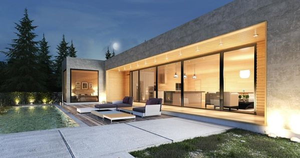 Malaga 120 m2 ytong malaga 120 m2 ytong donacasa - Casas prefabricadas malaga ...