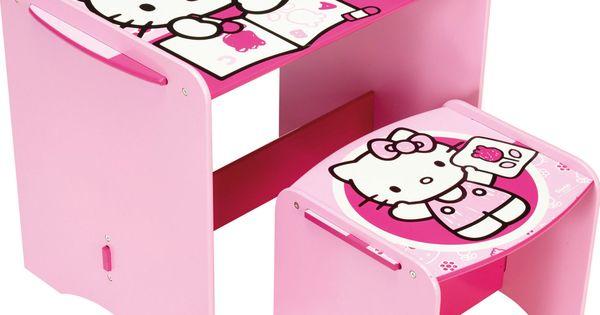 Mesa infantil madera taburete hello kitty 461hlk tienda de juguetes online y for Juegos de hello kitty jardin