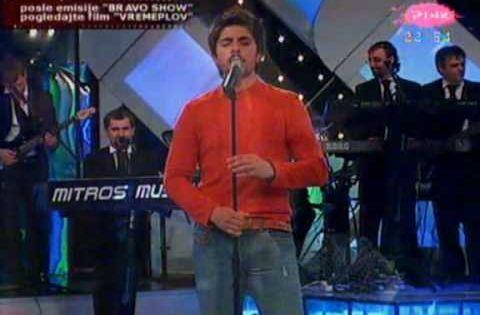 eurovision 2007 serbia molitva lyrics