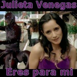 Julieta Venegas Eres Para Mi Venegas Letras Y Acordes Letras De Música