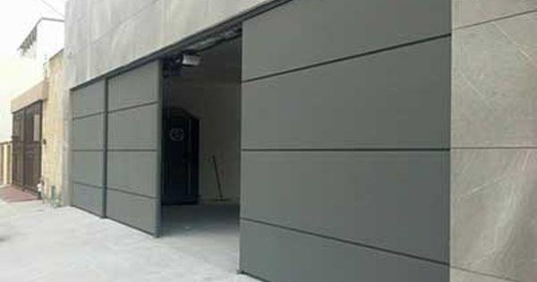 Portones de hierro minimalistas buscar con google for Portones de hierro para garage