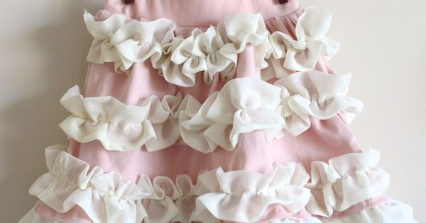 little girl Ballet Ruffle Skirt