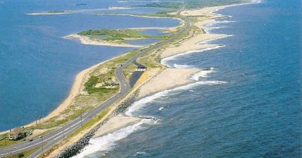 Sandy Hook New Jersey Huge Beaches Trails For Walking And