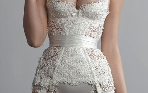 Wedding Underwear - Weddings - Bridal Lingerie 2061926 - Weddbook