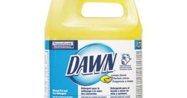 Dawn Liquid Dish Detergent Lemon Dawn Liquid Dish Detergent