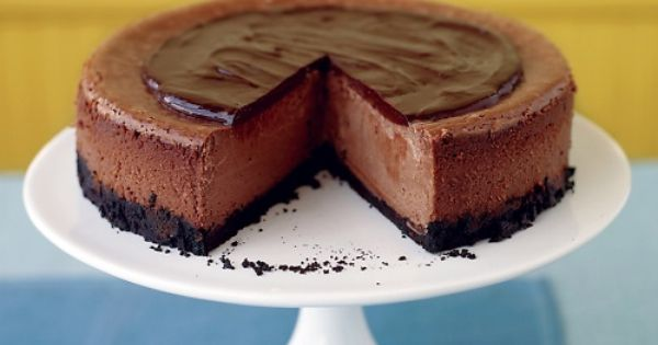 Triple-Chocolate Cheesecake * Email * Save * Print 0 0 * Email