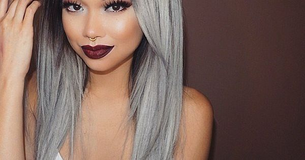 Who said going gray was a bad thing? These real girls do