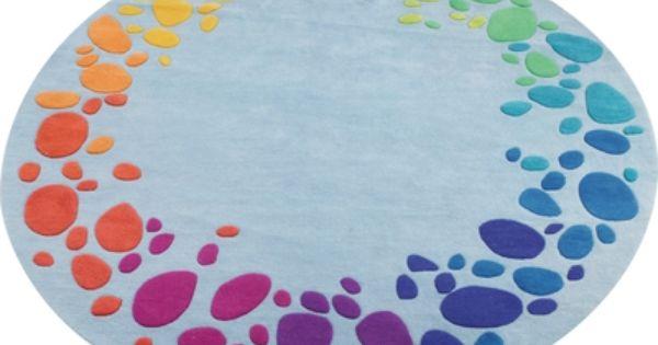 Teppich regenbogen teppiche polster ruheraum for Raumgestaltung ogs