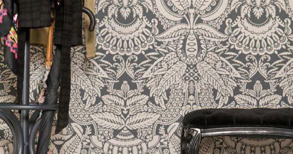 papier peint baroque de style orangerie bp 2510 farrow ball papier peint pinterest. Black Bedroom Furniture Sets. Home Design Ideas